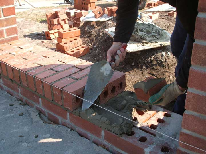 Find local bricklayers near you in South Australia.