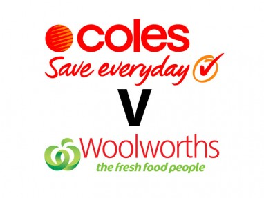 Find out who wins in the price war Coles V Woolworths