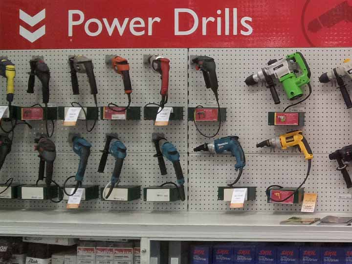 How to Choose the right Drill