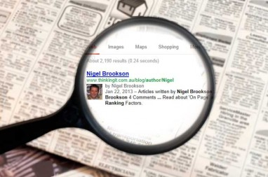 What is Google Authorship?