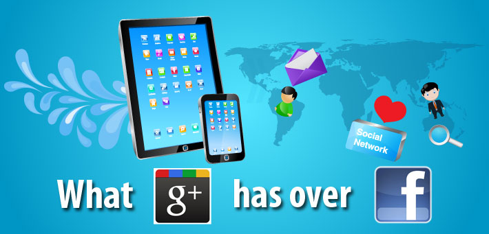 Why sign up for Google Plus?