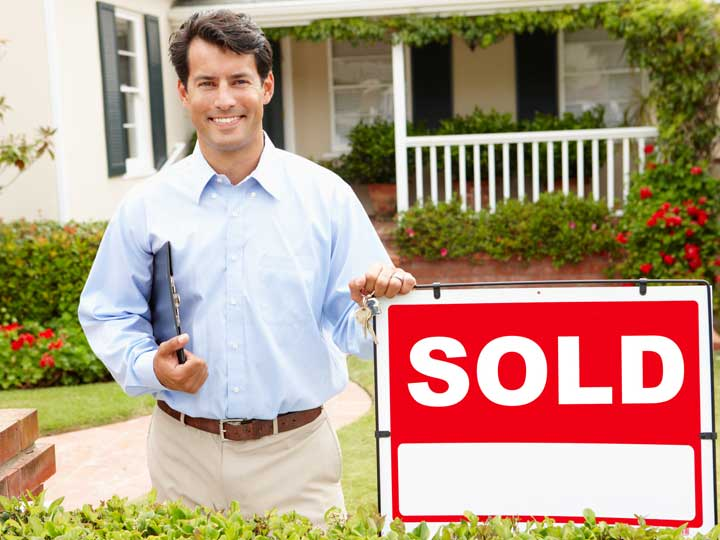 find real estate agents